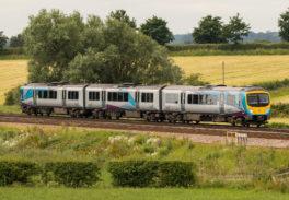 Trans-Pennine Express Passenger Train