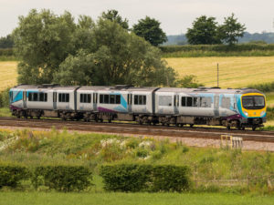 Trans-Pennine Express Passenger Train
