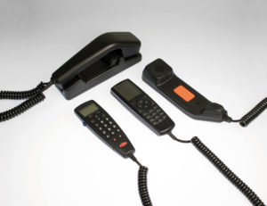 pei tel Handsets for Trains