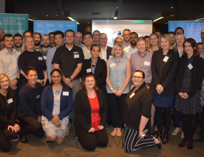 Australasian Railway Association Future Leaders Program Starts in Melbourne