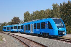 InnoTrans 2018-Coradia iLint-Alstom