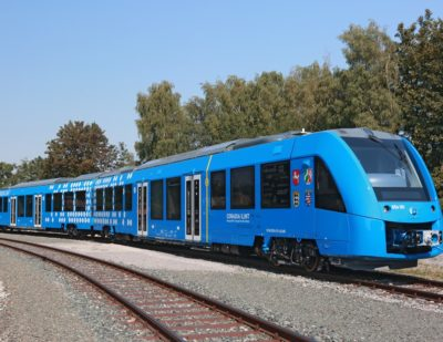 Alstom Announces Rolling Stock and Digital Systems for InnoTrans 2018