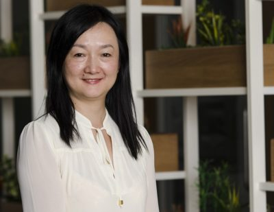 Alstom Appoints Ling Fang Senior Vice President of Asia Pacific Region