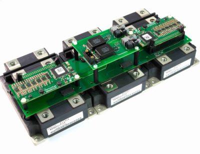 Amantys Next Generation IGBT Module Gate Drive
