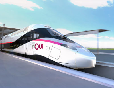 France: SNCF Orders 100 Avelia Horizon Very-High-Speed Trainsets from Alstom
