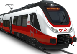 Austrian Federal Railways- Talent 3-Bombardier