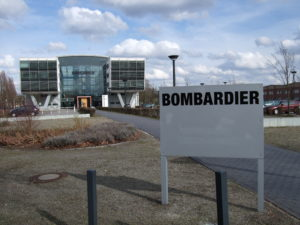 Bombardier awards contract to energy and services group ENGIE