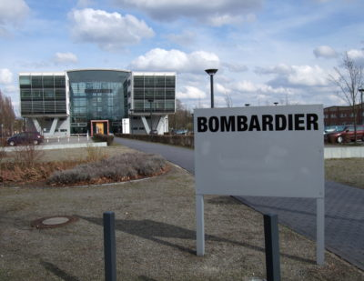 Bombardier Agrees Facilities Management Contract with ENGIE
