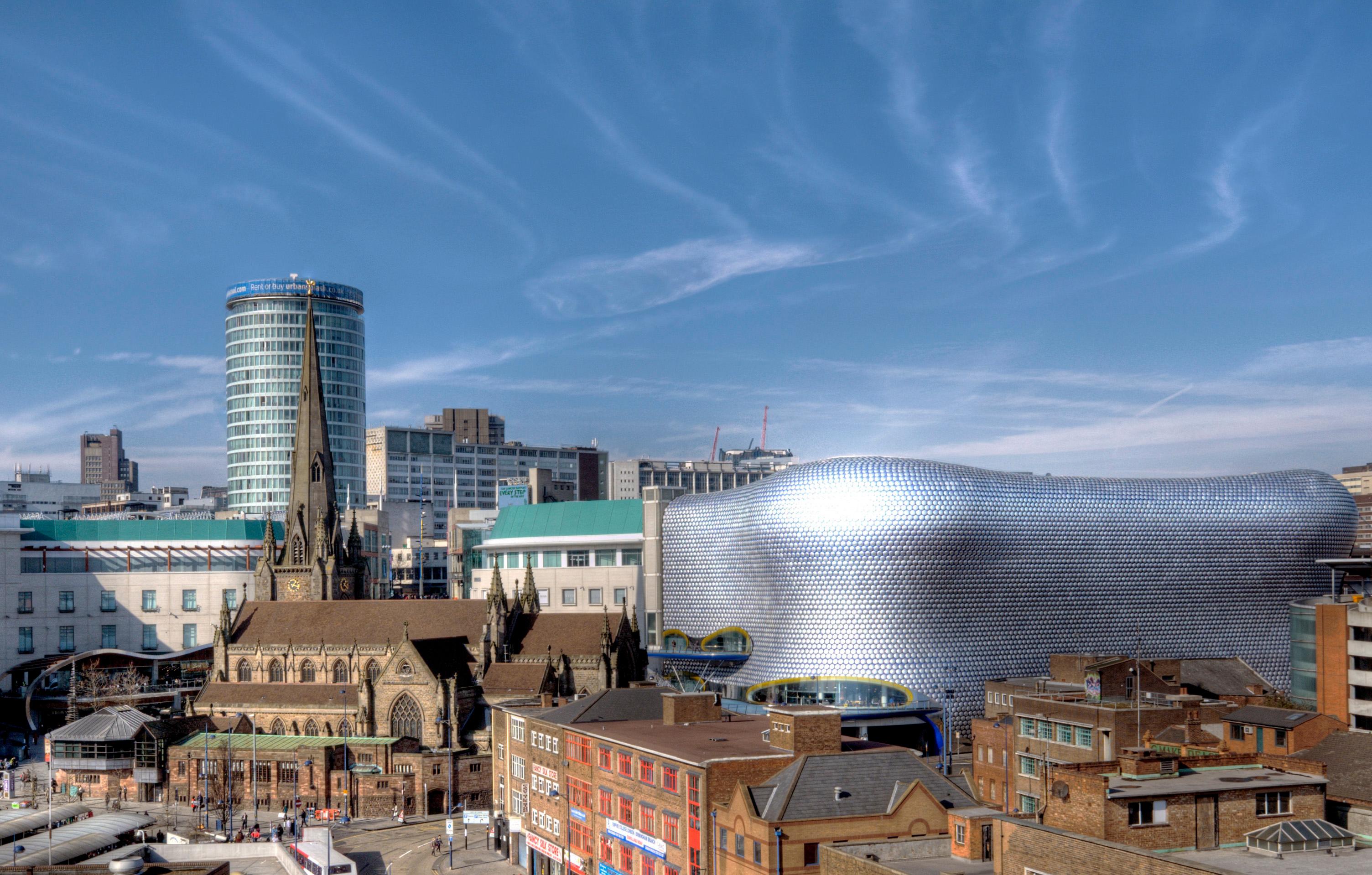Birmingham HS2