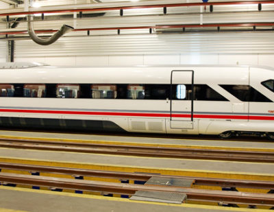 UK: CAF Invited to Participate in Procurement Programme for HS2 Trains