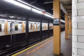 New York City Subway-145 Street