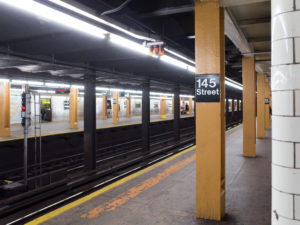 New York City Subway-145 Street