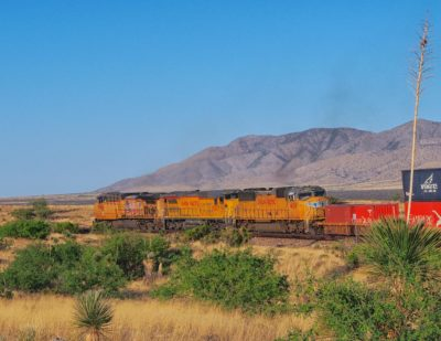 Freight Operator Union Pacific Record Second Quarter Income