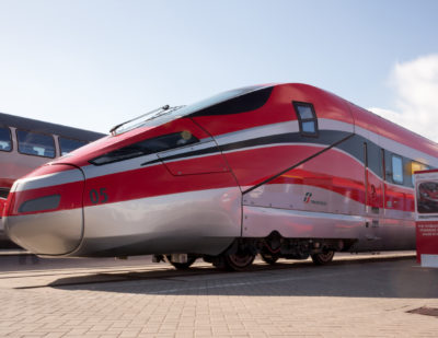 UK: Hitachi and Bombardier Announce Joint Bid for HS2 Rolling Stock