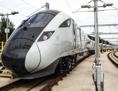 UK: Nova 1 Train Has Successful Test Run for TransPennine Express