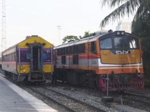 Hua Lamphong Station, Thailand, Southeast Asia