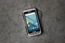 All-In-One Rugged Android Handheld