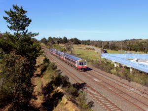 V/Line Train-Australia