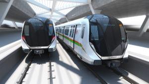 Bombardier to Supply 396 MOVIA Metro Carriages to Singapore