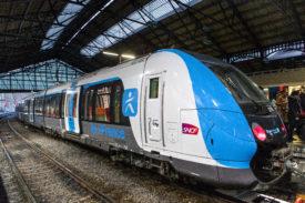 Bombardier Francilien train