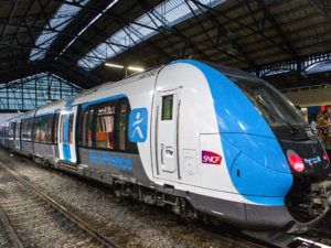 Bombardier Francilien train