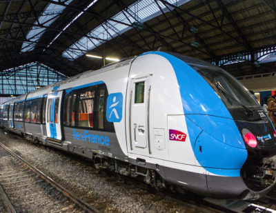 Bombardier to Supply 36 Additional Francilien Trains for Greater Paris