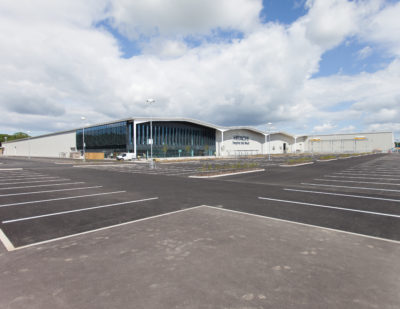 UK: Hitachi Opens New Building at Newton Aycliffe Manufacturing Facility