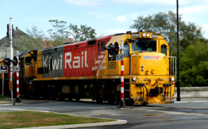 KiwiRail DX locomotive