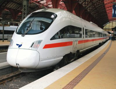 German Government Releases Funds to Increase Energy Efficiency in Rail