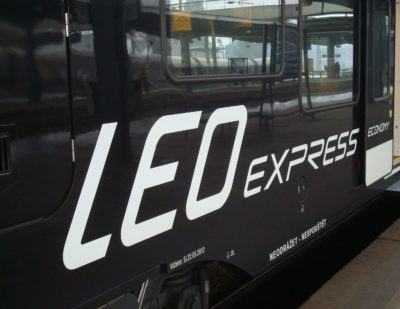 Leo Express Second-Largest Open-Access Operator in Germany