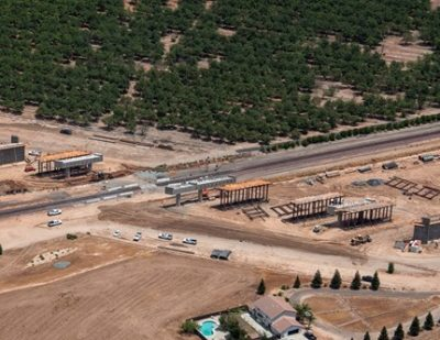 California High-Speed Rail Authority Publishes 2018 Sustainability Report