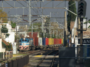 Freight train-Argentina