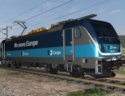 Bombardier to Provide up to 50 Multi-System Locomotives to CD Cargo