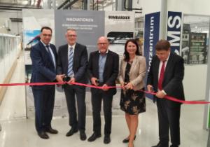 "Bombardier ""Banking"" on New High-Tech Laboratory"