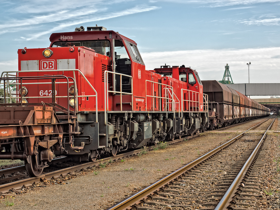 DB Schenker Locomotive