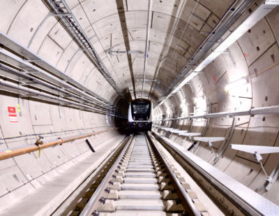 Elizabeth Line: Opening of Central Section Delayed Until 2019