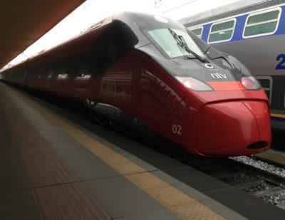 Alstom to Supply Italo with 5 New Pendolino EVO Trains