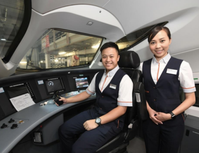 High-Speed Rail Service Between China and Hong Kong Reaches Milestone