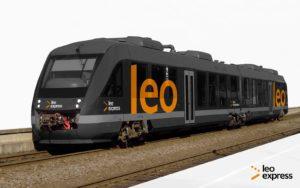 Czech Republic: Leo Express Orders 15 LINT DMUs from Alstom