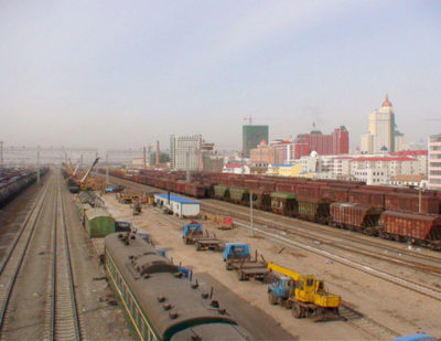 China Railway Express Makes First Journey to Belarus