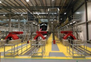 Depot Safety Specialist Zonegreen Wins Bombardier Contract