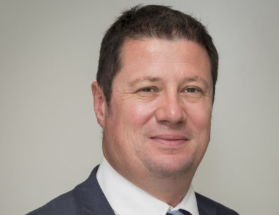 Bombardier Appoints Paul Brown as Managing Director for Australia
