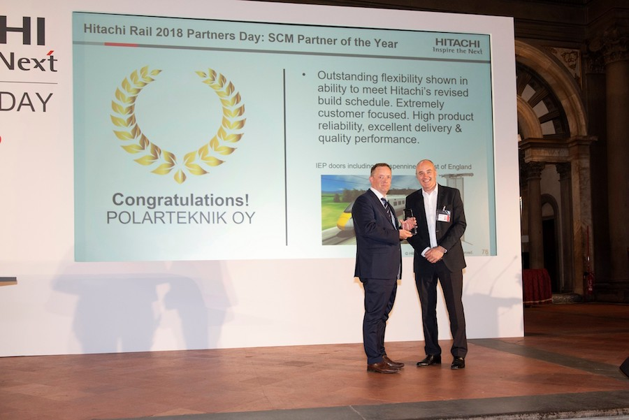 SCM Partner of the Year