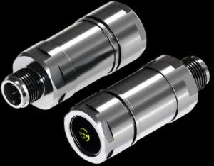 TERZ Industrial M12 USB Flash Drive