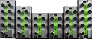 TERZ Unmanaged Industrial Ethernet Switches M12 IP65 IP40 TERZ NITE