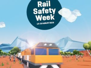 Rail Safety Week 2018