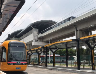 China: Keolis Wins Contract for Operation of Tram Network in Shanghai
