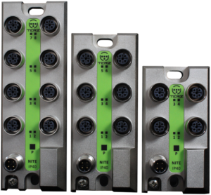 Shock and Vibration Resistant Industrial Ethernet Switches from TERZ