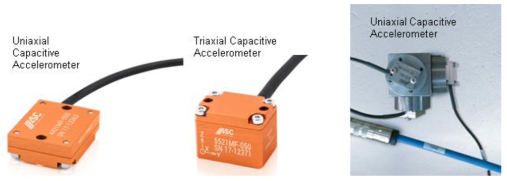 Capacitive Accelerometers