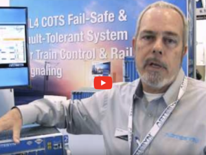 fail-safe and fault-tolerant system for train control and rail signaling